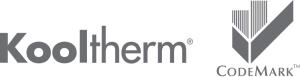 Kooltherm and Codemark Logo