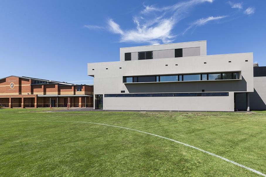 Loreto College Ballarat Sport Field